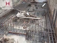 Xây nhà trọn gói Nhân công 4 hạng mục chính tại Bắc Ninh
